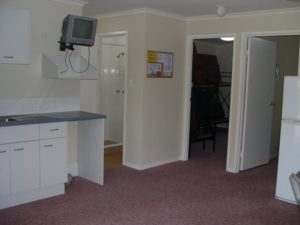 Some of the facilities at Tamborine Lodge