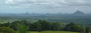 Some of the views off the Blackall Range (Image via Wikipedia)