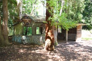 "The Mapleton Bush Hut will become a base for the ""Legends and Larrikins"" activity."