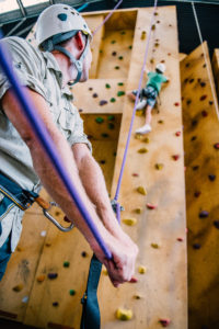 School Camps QLD, Outdoor Education QLD, Climbing Wall school camps, youth campsite QLD