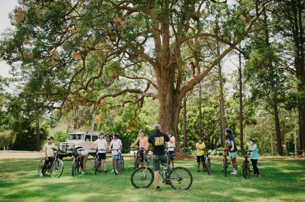 MTB Skills for Schools Queensland
