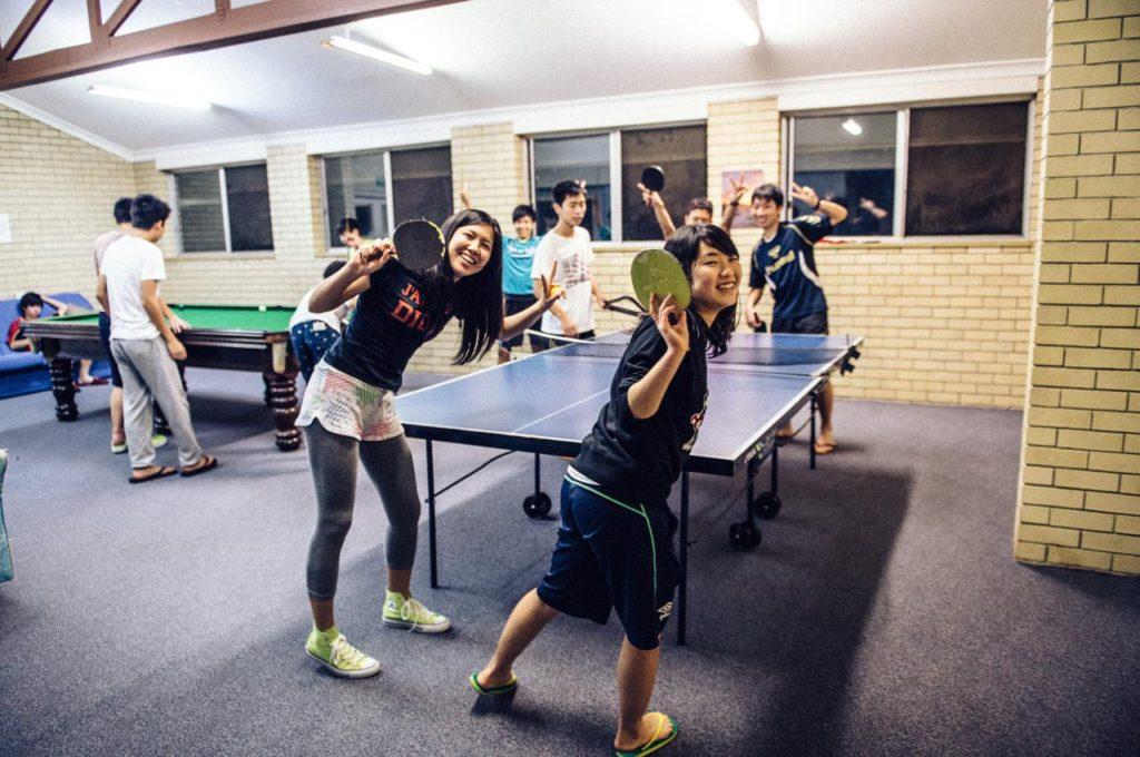 School Campsite Australia Asian Schools