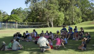 Queensland School Camp, Outdoor Education
