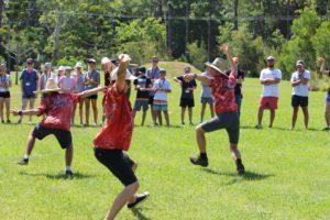 QLD School Campsite